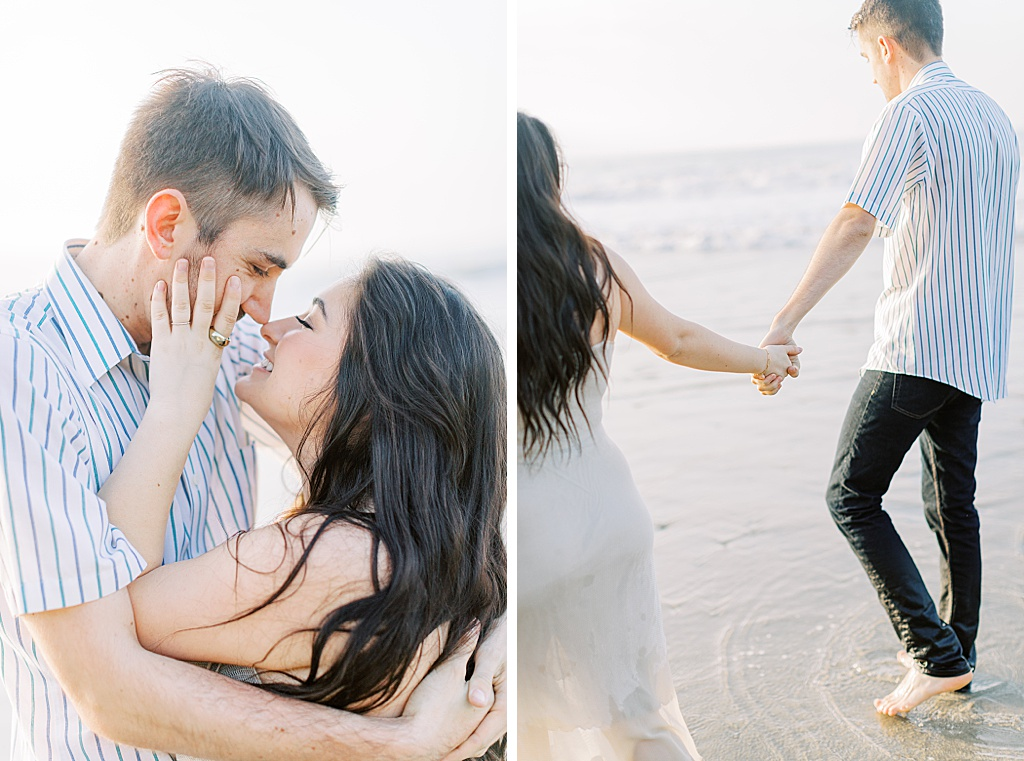 Fun and gloomy engagement session at RAT Beach by Madison Ellis Photography (3)