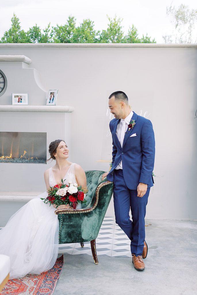 A Cozy Casita Hollywood Luxury Wedding By Madison Ellis Photography (66)