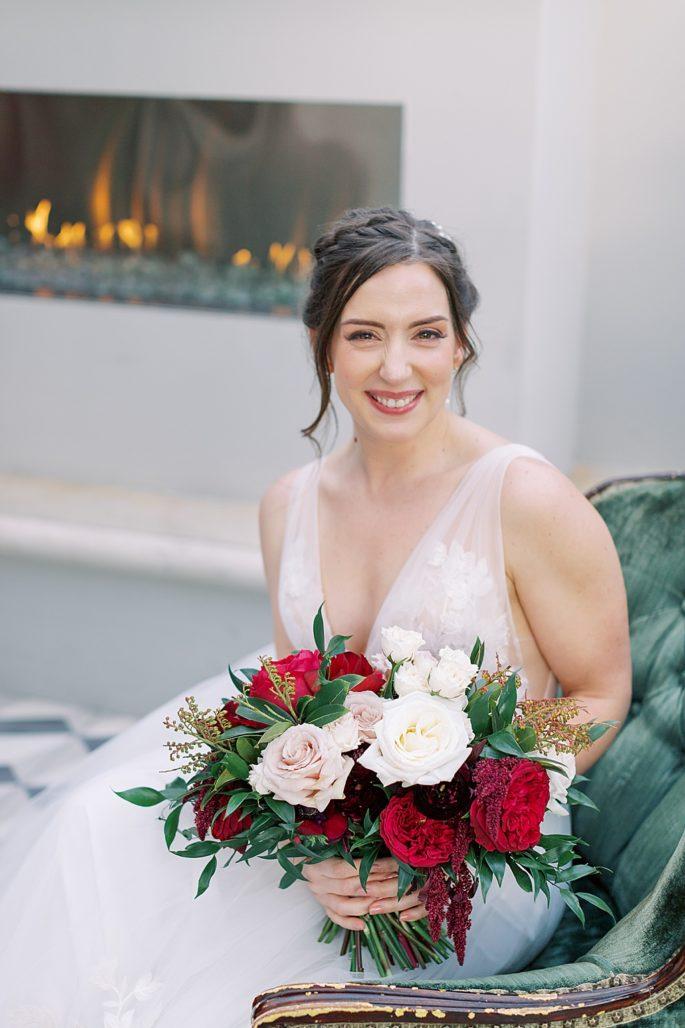 A Cozy Casita Hollywood Luxury Wedding By Madison Ellis Photography (65)