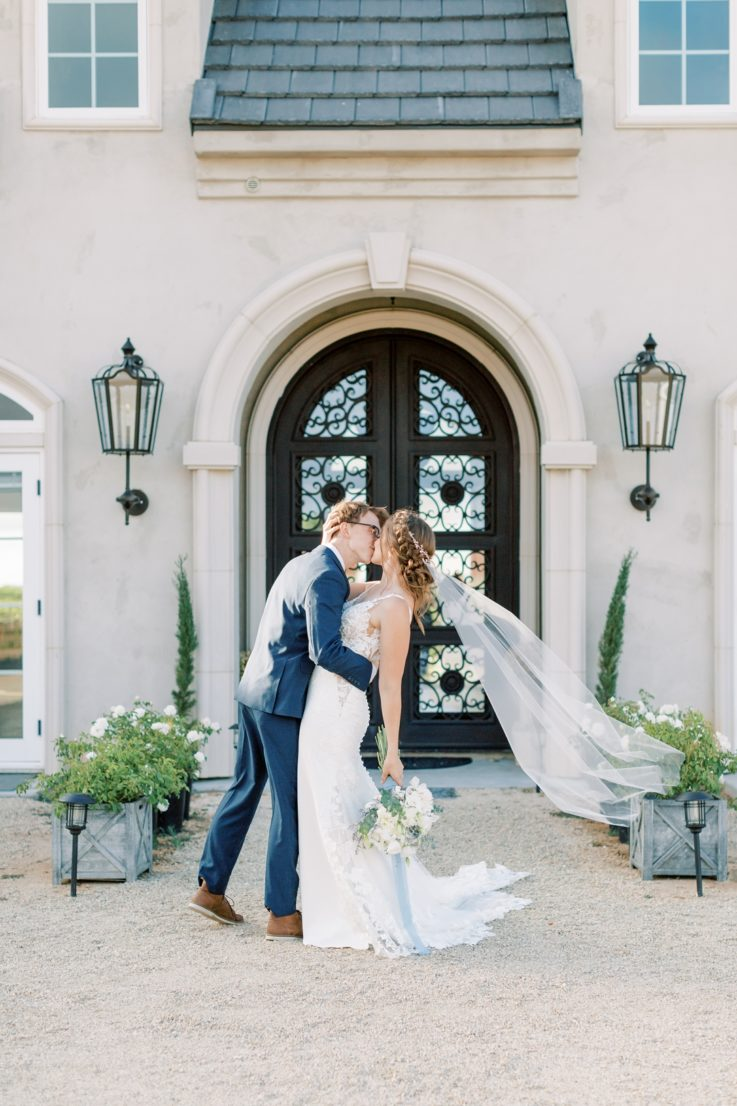 Luxury Wedding at Domaine Chardonnay Vineyard Estate in Temecula