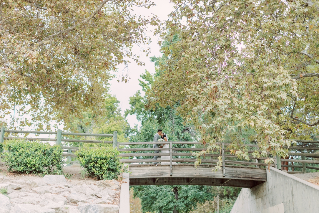 Walnut Backyard Wedding: Arlene & Adrian